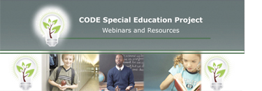 CODE Special Education Leadership Project